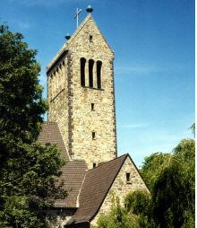 Ev. Christuskirche Watzenborn-Steinberg